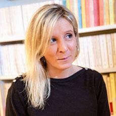 Stéphanie Hahusseau - Auteure